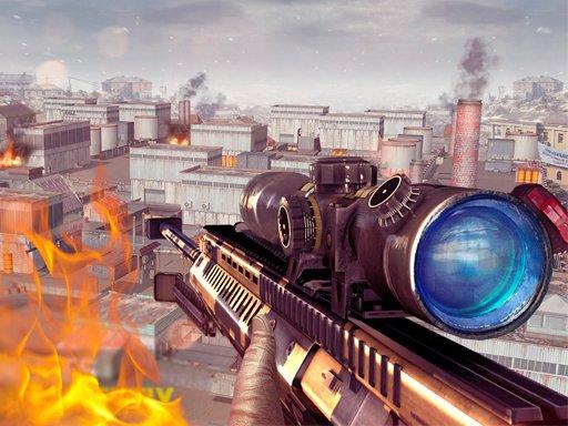Jeu Sniper 3D : Fire