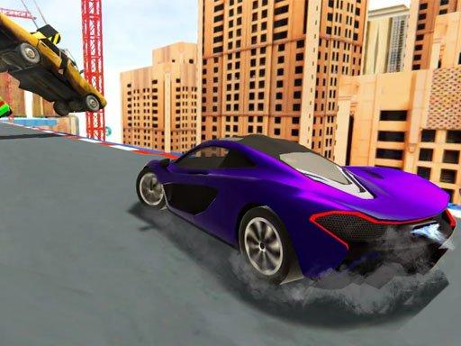 Jeu Extreme Stunt Car Race