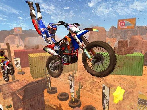 Jeu Stunt Moto Racing