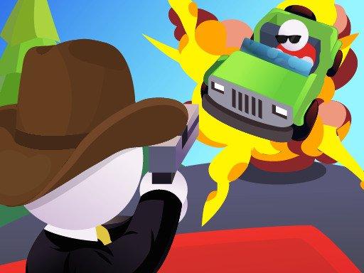 Jeu Rage Road Online