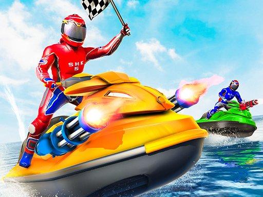 Jeu Jet Ski Boat Racing 2020
