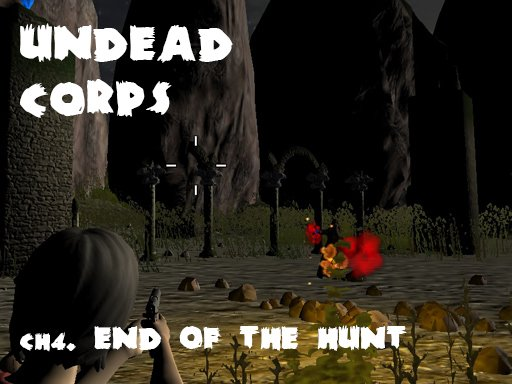 Jeu Undead Corps – CH4. End of the Hunt