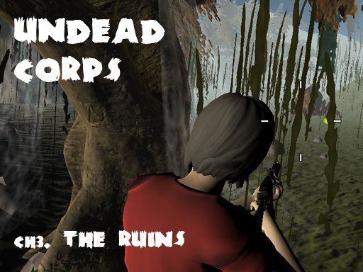 Jeu Undead Corps – CH3. The Ruins