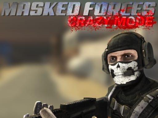 Jeu Masked Forces Crazy Mode
