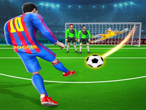 Jeu Football Strike Penalty – Soccer