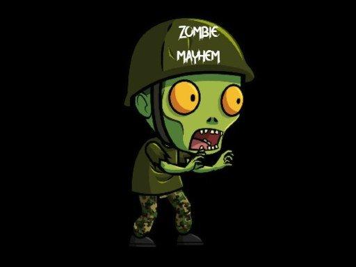 Jeu Zombie Mayhem