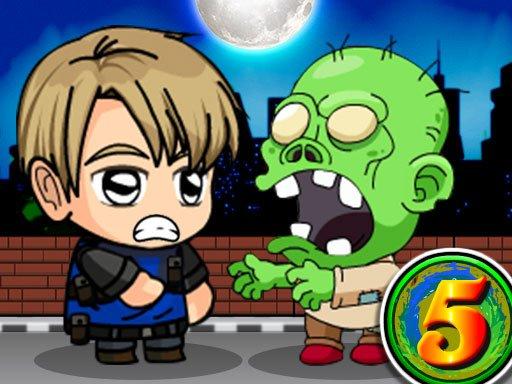 Jeu Zombie Mission 5