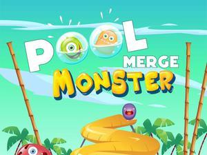 Jeu Merge Monster Pool