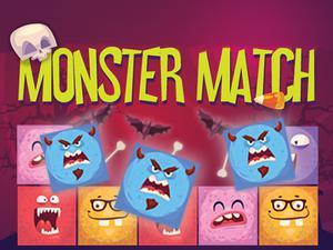 Jeu Monster Match