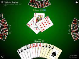 Jeu Trickster Spades