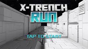 Jeu X-Trench Run